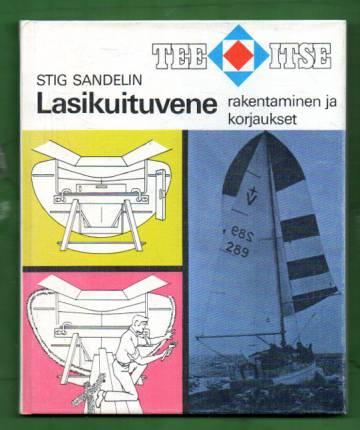 Lasikuituvene - Rakentaminen ja korjaukset