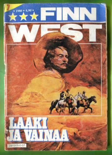 Finn West 7/80 - Laaki ja vainaa