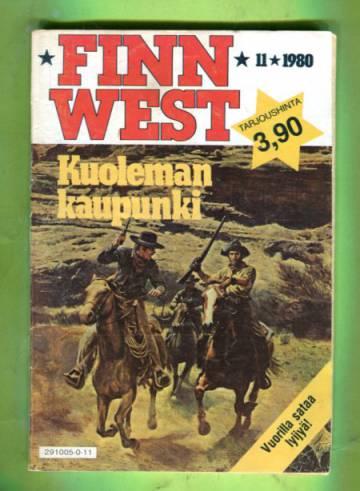 Finn West 11/80 - Kuoleman kaupunki