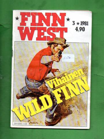 Finn West 3/81 - Vihainen Wild Finn