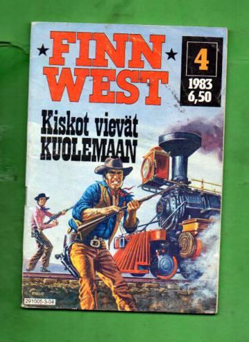 Finn West 4/83 - Kiskot vievät kuolemaan