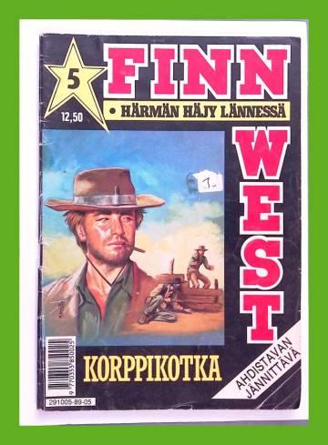 Finn West 5/89 - Korppikotka
