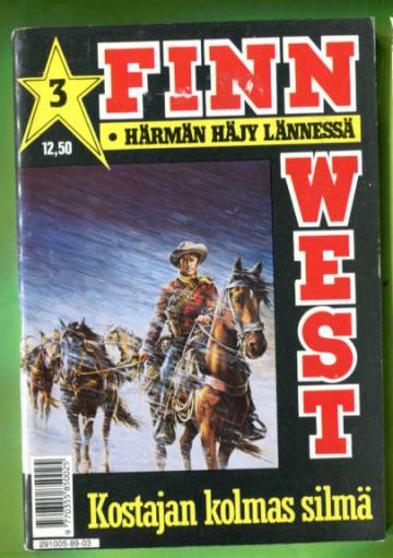 Finn West 3/89 - Kostajan kolmas silmä