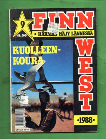 Finn West 9/88 - Kuolleen koura