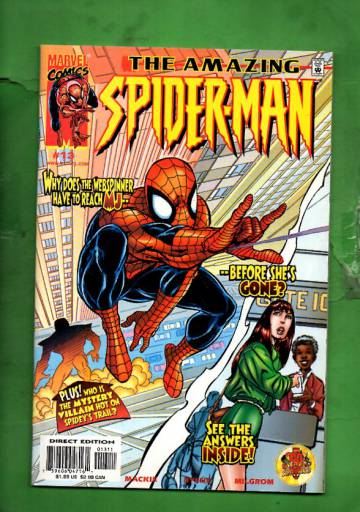 The Amazing Spider-Man Vol. 2 #13 Jan 00