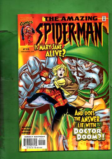 The Amazing Spider-Man Vol. 2 #15 Mar 00