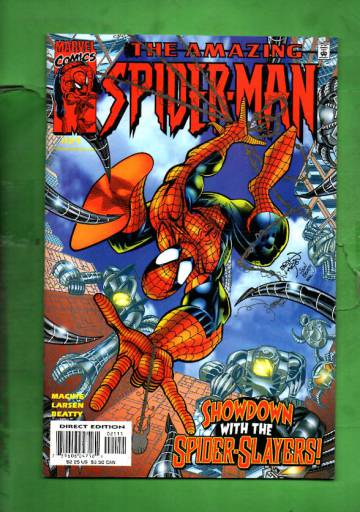 The Amazing Spider-Man Vol. 2 #21 Sep 00