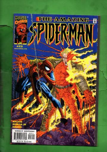 The Amazing Spider-Man Vol. 2 #23 Nov 00