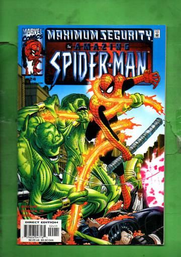 The Amazing Spider-Man Vol. 2 #24 Dec 00
