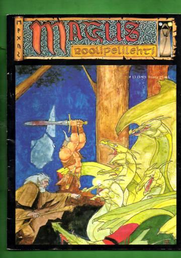 Magus - Roolipelilehti 3/92