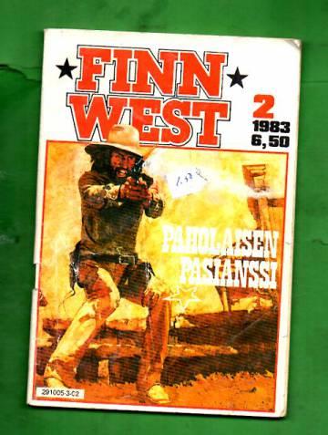 Finn West 2/83 - Paholaisen pasianssi