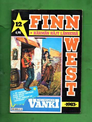 Finn West 12/83 - Menneisyyden vanki