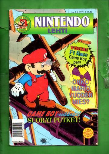 Nintendo-lehti 9/91