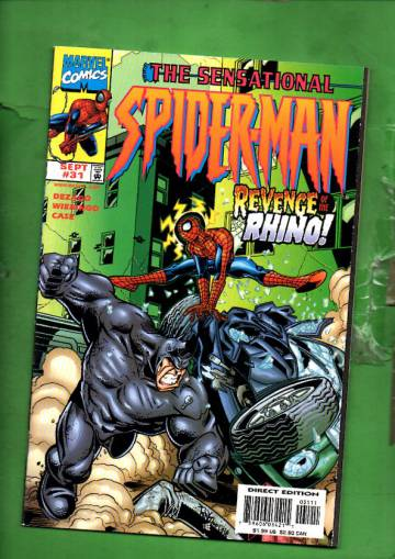 The Sensational Spider-Man Vol. 1 #31 Sep 98
