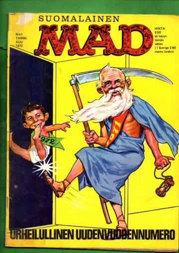 Suomalainen Mad 1/72