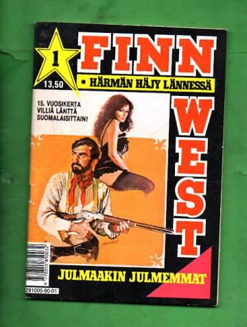 Finn West 1/90 - Julmaakin julmempi