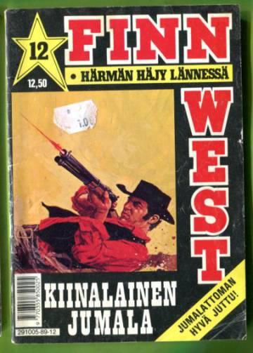 Finn West 12/89 - Kiinalainen jumala