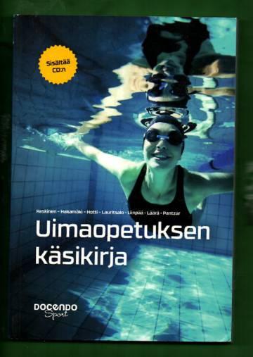 Uimaopetuksen käsikirja + CD