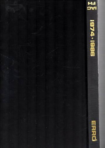 1974-1986 - Catalogue général