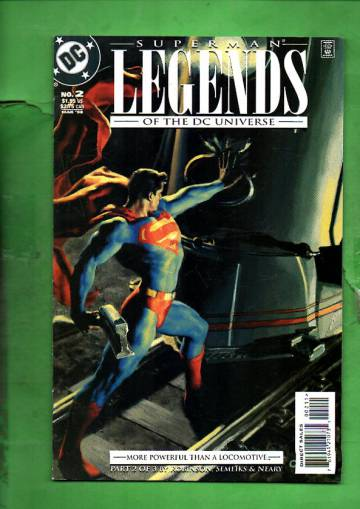 Legends of the DC Universe #2 Mar 98