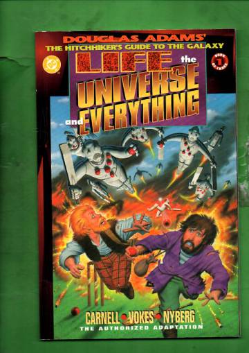 Life, the Universe and Everything: Book One of Three