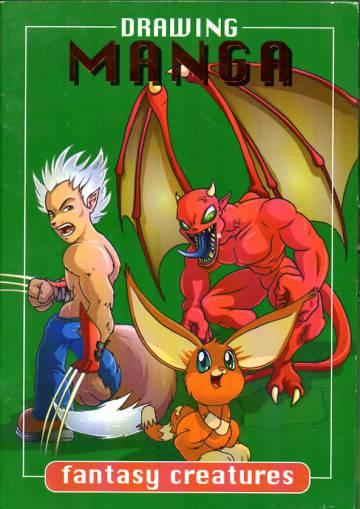 Drawing Manga - Fantasy Creatures