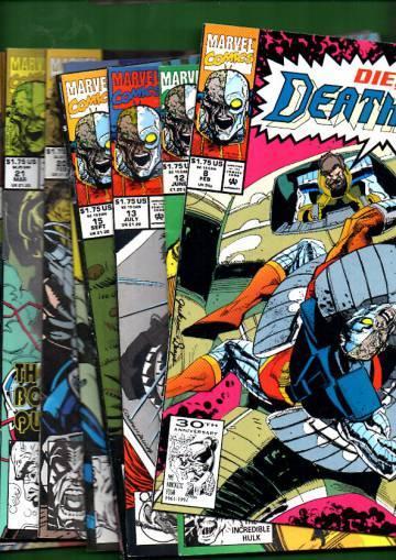 Deathlok -paketti 1 (9 numeroa)
