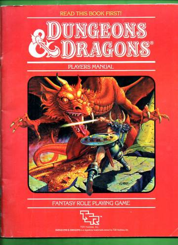 Dungeons & Dragons - Players Manual
