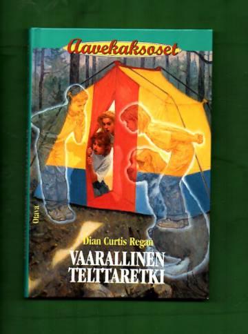 Aavekaksoset 6 - Vaarallinen telttaretki