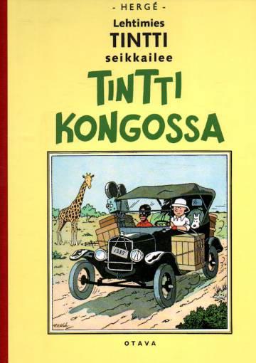 Lehtimies Tintti seikkailee -Tintti Kongossa
