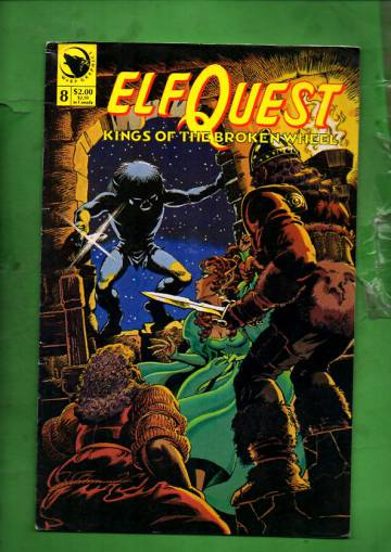Elfquest: Kings of the Broken Wheel #8 Nov 91