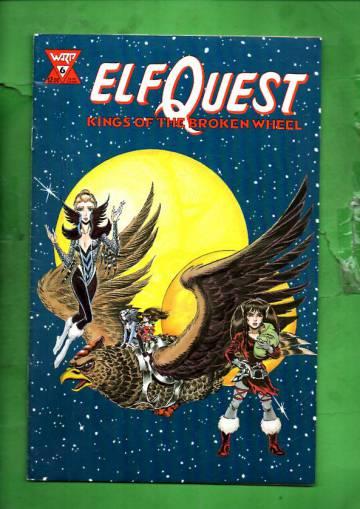 Elfquest: Kings of the Broken Wheel #6 May 91