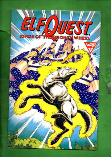 Elfquest: Kings of the Broken Wheel #3 Sep 90