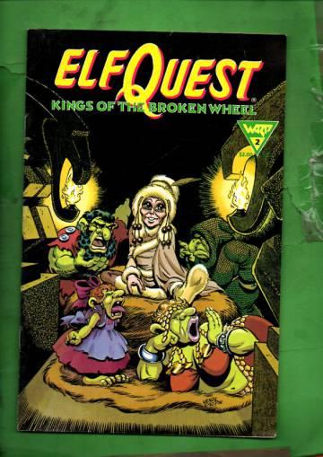 Elfquest: Kings of the Broken Wheel #2 Aug 90