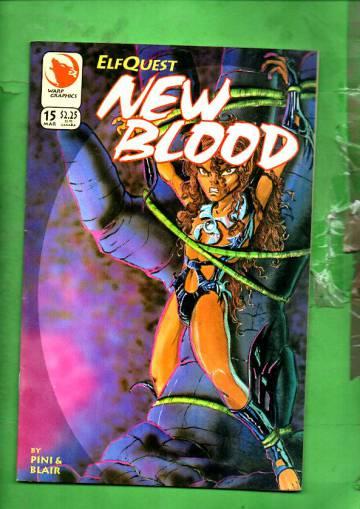 Elfquest: New Blood #15 Mar 94