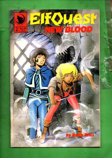 Elfquest: New Blood #2 Oct 92