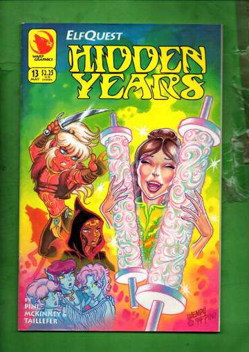 Elfquest: Hidden Years #13 May 94