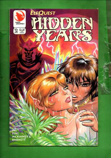 Elfquest: Hidden Years #12 Apr 94
