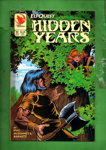 Elfquest: Hidden Years #11 Mar 94