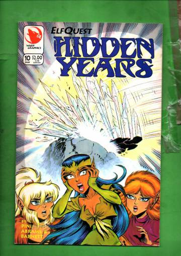 Elfquest: Hidden Years #10 Jan 94