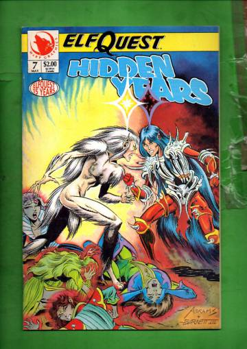 Elfquest: Hidden Years #7 May 93