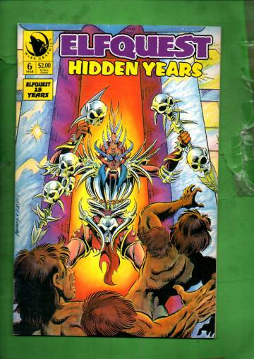 Elfquest: Hidden Years #6 Mar 93