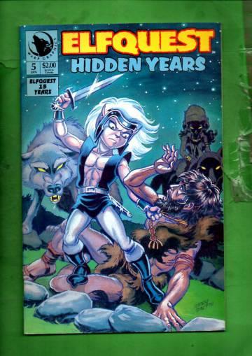 Elfquest: Hidden Years #5 Jan 93
