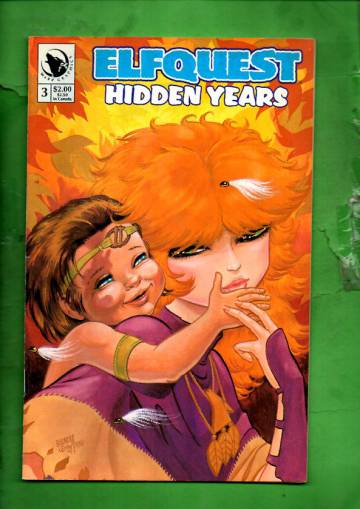 Elfquest: Hidden Years #3 Oct 92