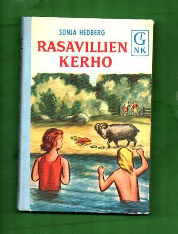 Rasavillien kerho - Kirja tytöille ja pojille