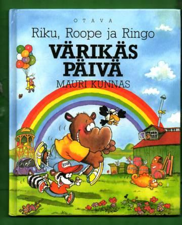 Riku, Roope ja Ringo - Värikäs päivä