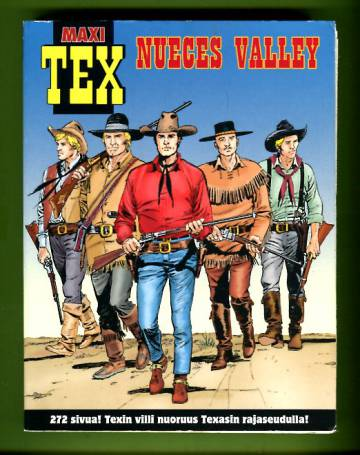 Maxi-Tex 35 - Nueces Valley
