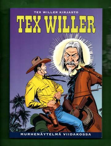 Tex Willer -kirjasto 44 - Murhenäytelmä viidakossa