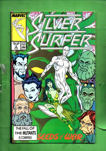 Silver Surfer Vol. 3 #6 Dec 87
