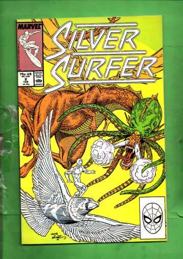 Silver Surfer Vol. 3 #8 Feb 88
